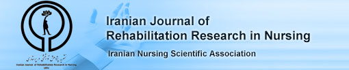 Iranian Journal of Rehabilitation Research